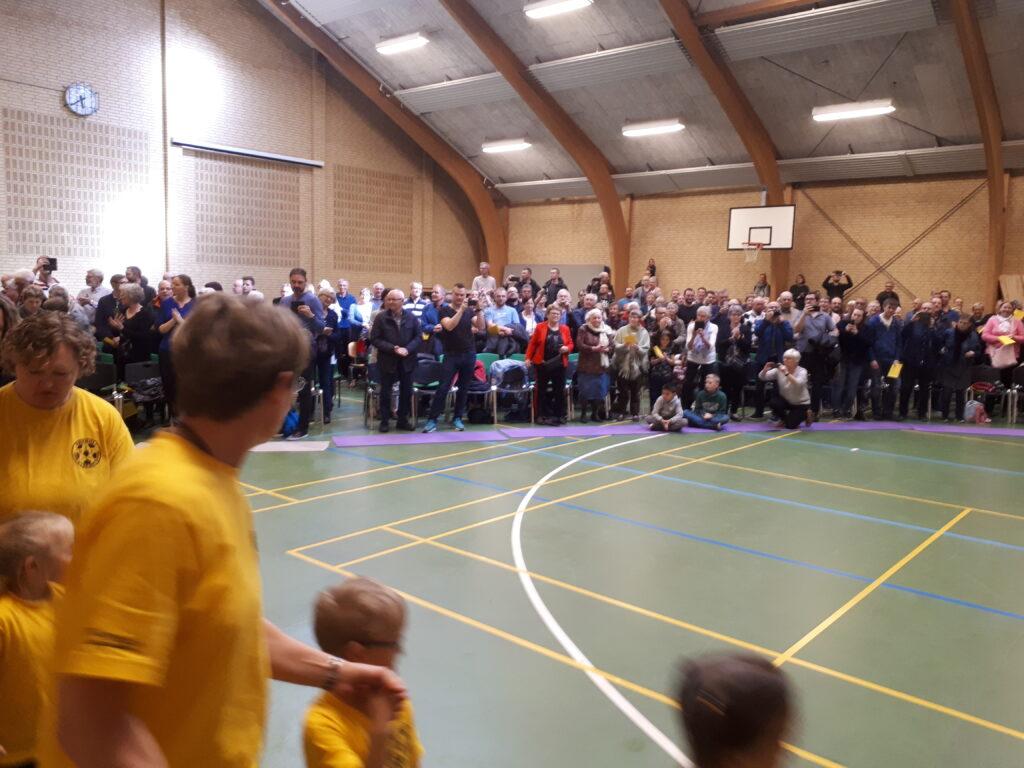 Gymnastik Afslutning 2019 Rorholt Idraetsforening